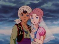 Image Aladin et la lampe merveilleuse (Aladdin to Mahou no Lamp)