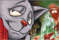 Image Les Neuf Vies de Fritz le chat