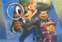 Image Basil, détective privé (The Great Mouse Detective)