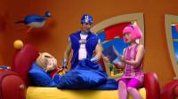 Bienvenue à Lazy Town