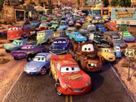 Image Cars : Quatre Roues (Pixar)