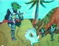 Image Dino-Riders