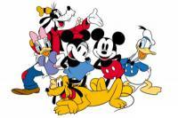 Image Mickey, Donald, Dingo et cie