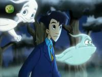 Image Esprit fantômes