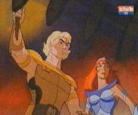 Image Galtar et la lance d'or (Galtar and the Golden Lance)
