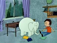 Jojo la gaffe (Proszę słonia)