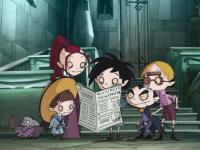 Image L'Ecole des petits vampires