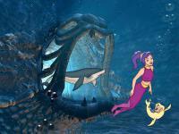 La Fille de l'Océan (The new adventures of the ocean girl)
