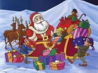 Image La Véritable Histoire du Père Noël