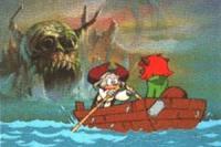 La légende de l'Ile au trésor