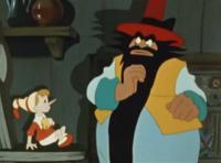 Image Pinocchio et la Clé d'Or (ou les aventures de Bouratino)