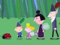 Image Le Petit Royaume de Ben et Holly (Ben and Holly's Little Kingdom)