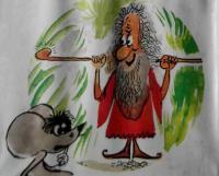 Image Les Aventures de Filou le Renard et de Nanou le petit souriceau