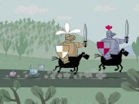 Les Gros Chevaliers (The Big Knights)