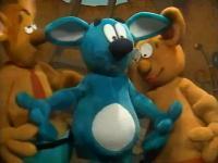Image Les aventures du Lapin Bleu