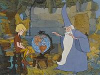 Image Merlin l'enchanteur (The Sword in the Stone)