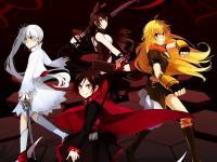RWBY (Ruby, Weiss, Blake, Yang)