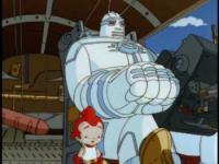 Image Rusty le robot