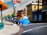 Image Susie le petit coupé bleu