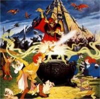 Image Taram et le Chaudron Magique (The Black Cauldron)