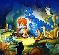 Image Tillie et le petit dragon