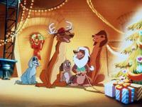 Image Tous les Chiens célèbrent Noël