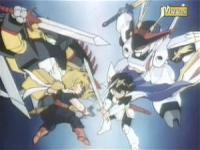 Adrien, Sauveur du Monde (Mashin heiyûden Wataru)
