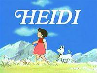 Image Heidi (Arupusu no Shōjo Haiji)
